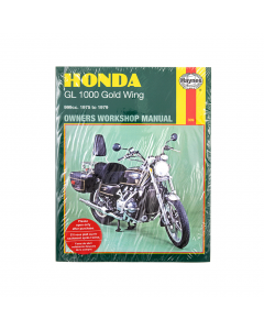 Manual GL1000 Gold Wing (75 79)