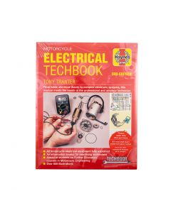 Manual Motorcycle Electrical TechBook (3rd Ed)