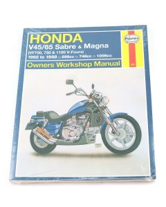 Manual V45/65 Sabre & Magna V-Fours \'82-\'86