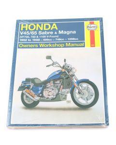 Manual V45/65 Sabre & Magna V-Fours \'82-\'86