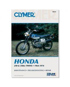 Manual 250 & 350cc Twins 1964-1974