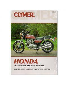 Manual CB750 DOHC 1979-1982