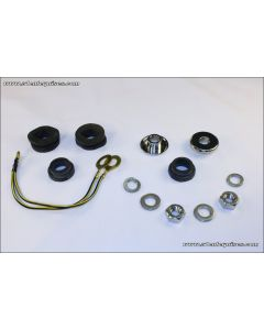 Rr Turn Signal Grommet Kit Z1 KZ900/1000/650/400