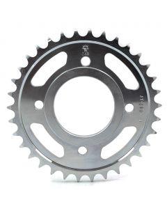 34 Tooth Rear Sprocket - (Fits: Honda CB250, CB350, CB360, & CB400)