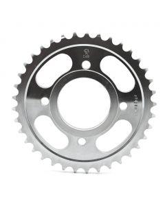 37 Tooth Steel Rear Sprocket - (Fits: Honda CB250, CB350, CB360, & CB400)