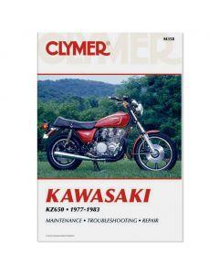 Manual KZ650 1977-1983