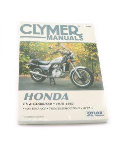 Manual - CX500 & GL500 - GL650 - Twins - 1978-1983