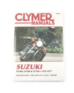 Manual GT380-GT750cc Triples 1972-1977