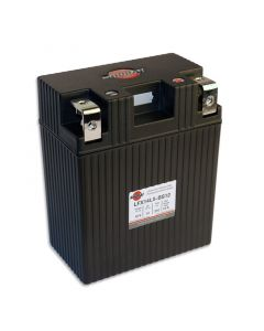"Shorai LFX14L5-BS12 Extreme Rate Lithium-Iron Powersports Battery - 12v 14Ah ""L"" Polarity 210CCA"