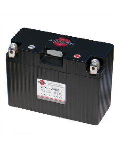 "Shorai LFX18L1-BS12 Extreme Rate Lithium-Iron Powersports Battery - 12V 18Ah ""L"" Polarity 270CCA"