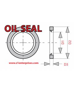Oil Seal - 32 x 52 x 10 - Output Shaft