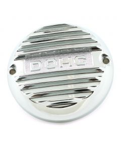 Engine Cover Finned Chrome Points Cover Z1
