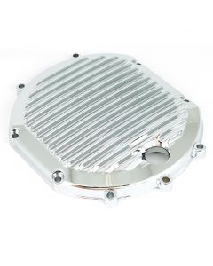 Engine Cover - Clutch - Finned Chrome - Z1