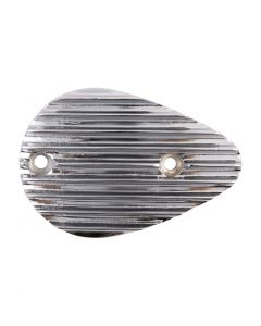 Engine Cover Finned Chrome Oil Pump Cover Z1