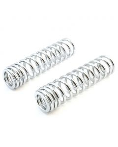Rear Springs - 75/120 - Chrome - Progressive