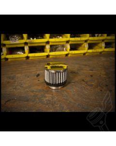"""K&N Universal Round Filter - (46mm/1-13/16"""")"""