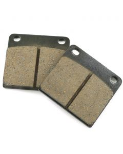 Brake Pads - Rear - SD306