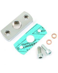 Pingel Petcock Adapter Plate 46mm 3/8 NPT