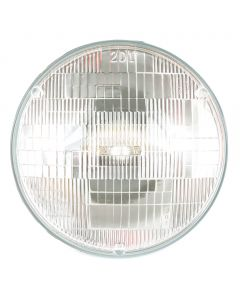 "Headlight Sealed Beam 7"" 50/60w 12v - Halogen"