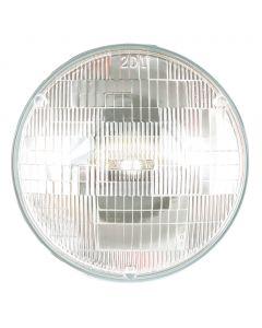 "Headlight Sealed Beam 7"" 50/60w 12v - Halogen"