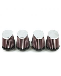 Air Filter (4) K&N RC-1824 (1) 51 High Flow