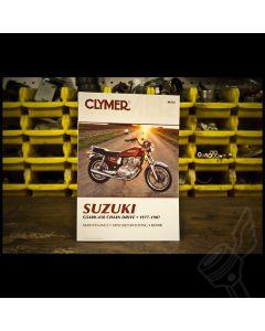Suzuki GS400, GS425, & GS450 Repair Manual (1977-1987)