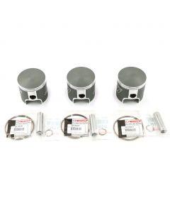 Piston Kit - 71.5mm H2 750 Triple
