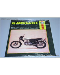 Manual 250- 350 & 400 Triples (72 79)