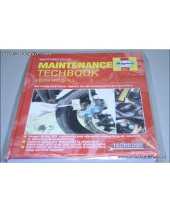 Manual Motorcycle Maintenance