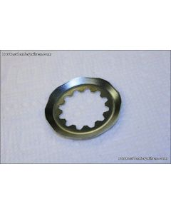 Front Sprocket Lock Washer - 12-Tooth Spline