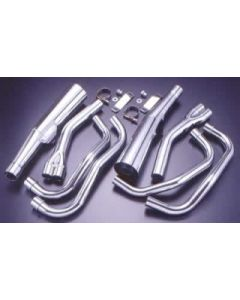 Exhaust System ZeCross Z1 / KZ900 4-2