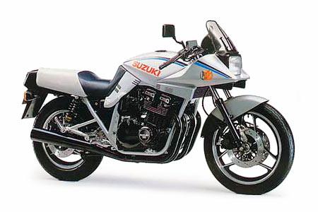 Suzuki GSX 1000SD