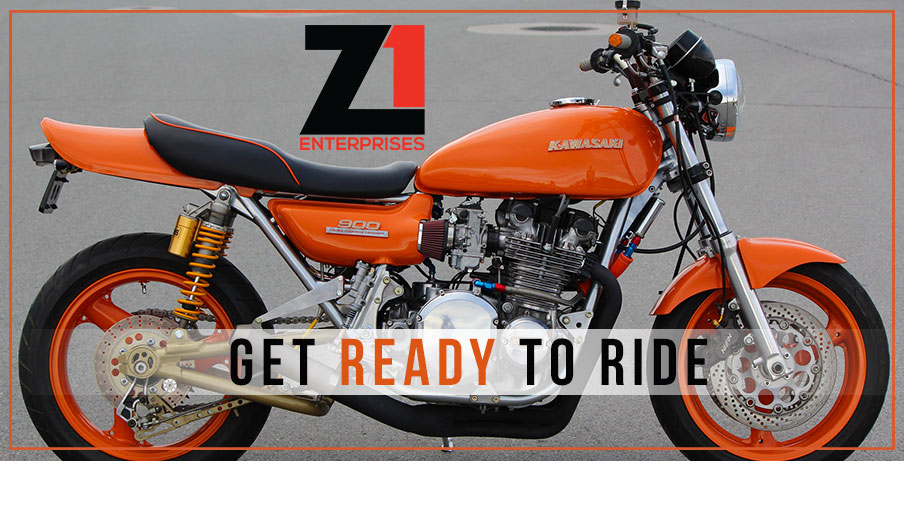 Z1 - Get Ready to Ride