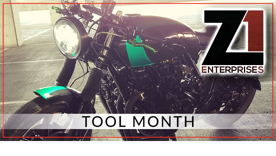 Tools Month