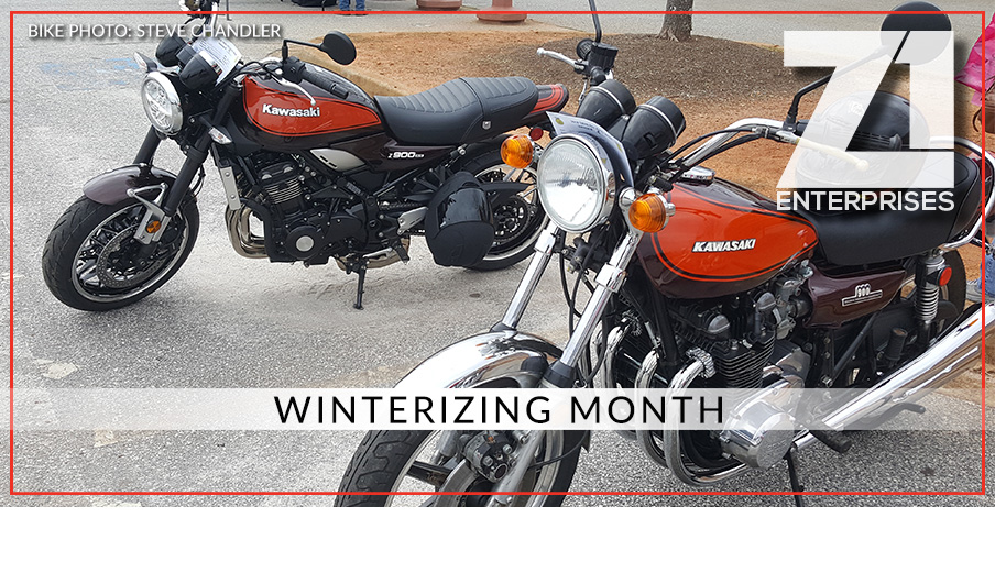 Winterize Month
