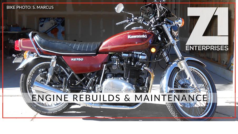 Engine Rebuilds & Maintenance